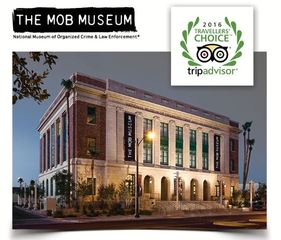 Mob Museum named top museum by TripAdvisor