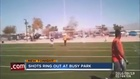 CAUGHT ON CAMERA: Shots fired near busy park