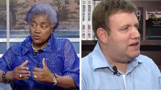 Ralston interviews Donna Brazile and Frank Luntz