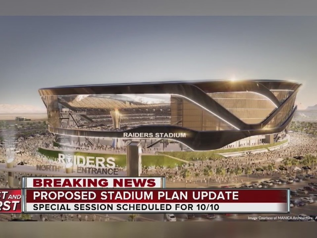 RALSTON: Proposed stadium meeting scheduled for Oct .10