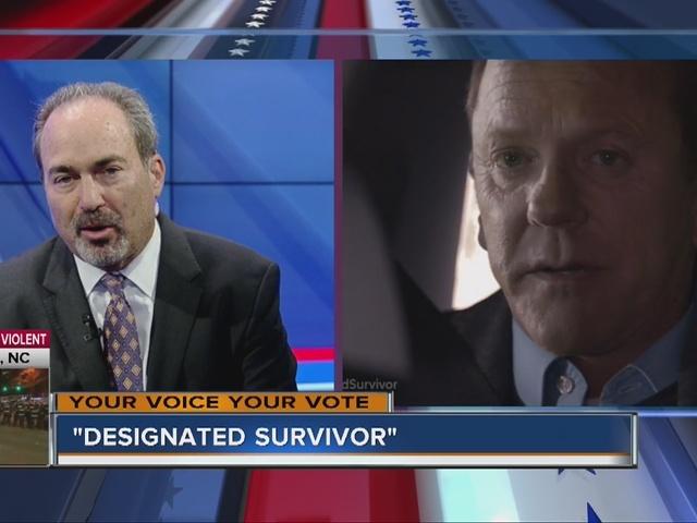 RALSTON: 'Designated Survivor' based on fact