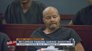 UPDATE: McCarran shooting suspect in court