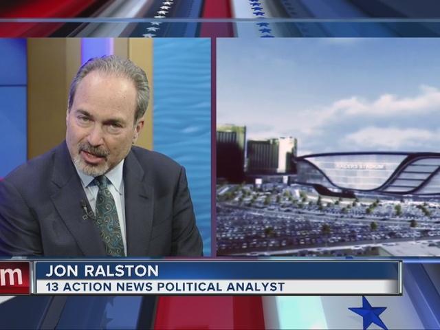 RALSTON: Is a new stadium next for Las Vegas?