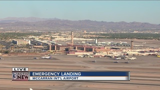 Flight from Los Angeles diverted to McCarran
