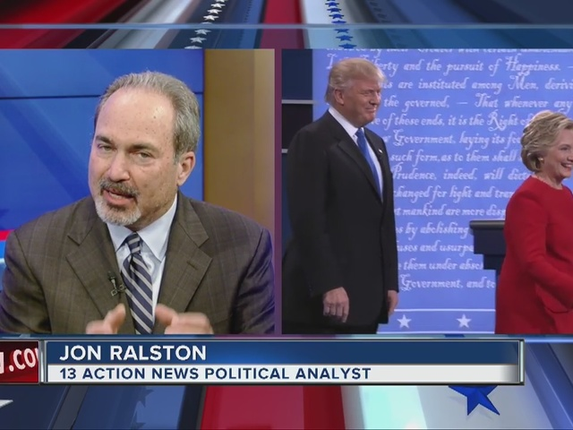 RALSTON: Who won the first presidential debate?