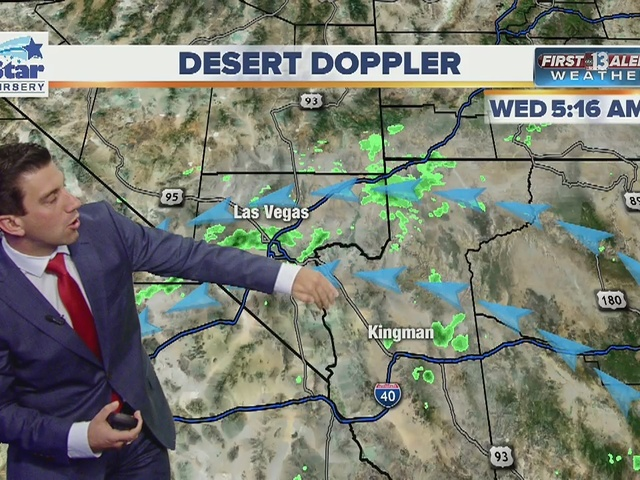 13 First Alert Weather for Wednesday morning