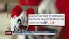 Clown threatens high school students on Facebook