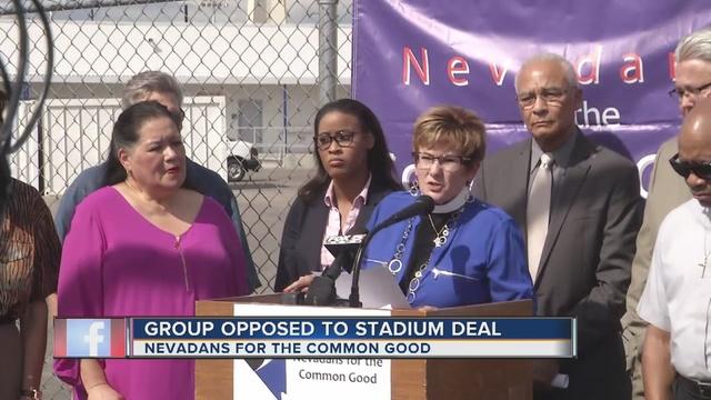 Nevadans for the Common Good: No public money