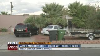 Police: Man fired shots in neighborhood