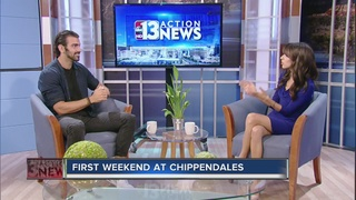 Nyle Dimarco on Midday