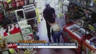 VIDEO: Alleged stalker drags woman out of store