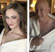 Dad recreates daughter's Vegas modeling shoot