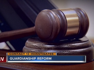 CONTACT 13: Final report for guardianship reform