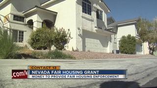 Silver State Fair Housing Council gets grant