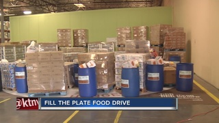 Three Square's Fill the Plate drive concludes
