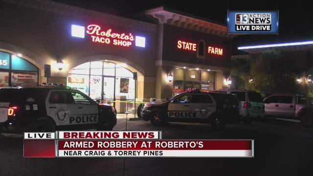 Police looking for thief who robbed Roberto's