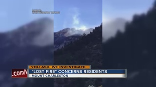 Crews work to contain fires near Mary Jane Falls