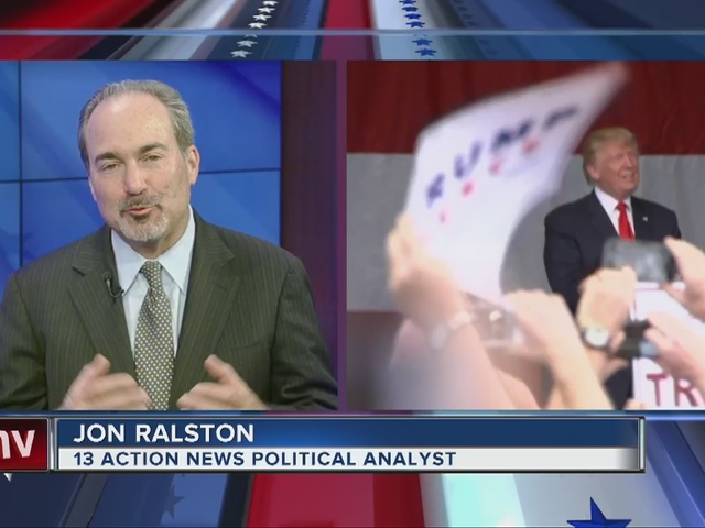 RALSTON: Jon talks Trump in Las Vegas