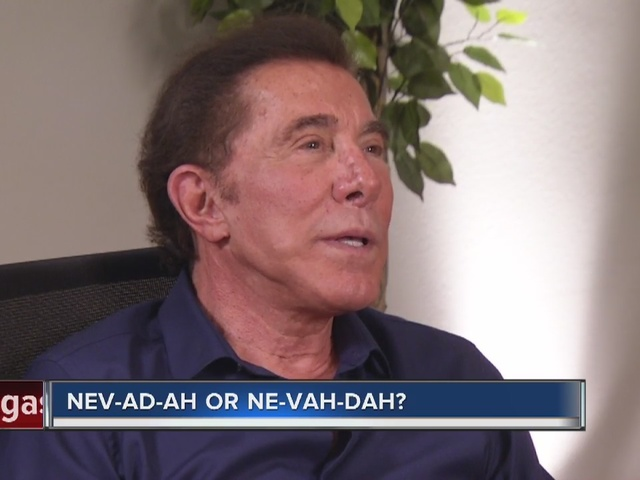 RALSTON: Wynn also mispronounces Nevada