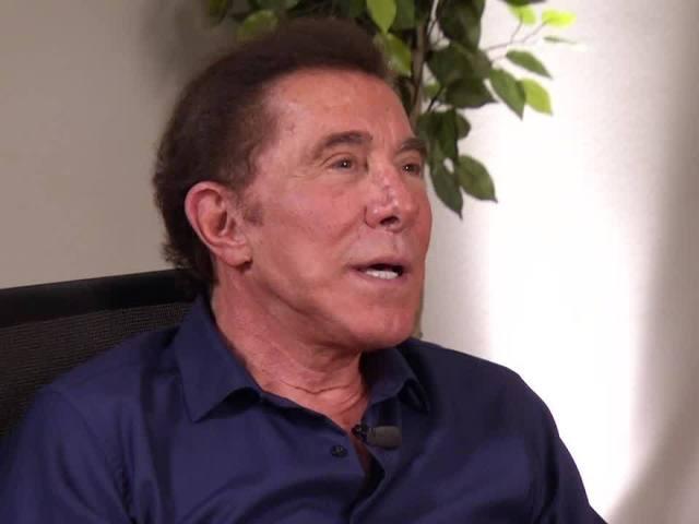 Why can't Steve Wynn pronounce Nevada correctly?