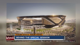 Campaign contributions up before stadium vote