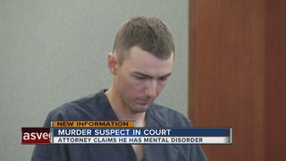 Attorney: Homicide suspect suffers from ADHD