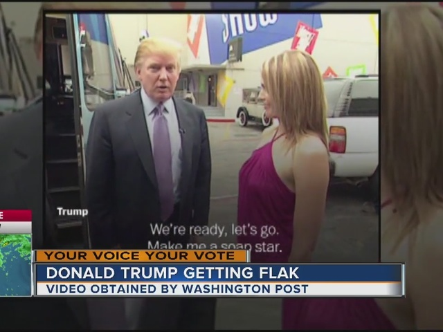 RALSTON: Donald Trump's comments in 2005