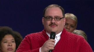 Ken Bone to be Kimmel correspondent for debate
