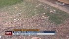 UPDATE: Crews fix flooding at condo complex