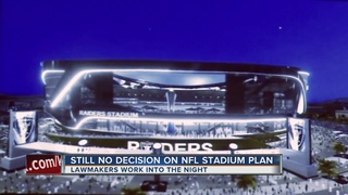 Assembly adjourns without voting on stadium
