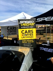 PHOTOS: Cars and Coffee at SPEEDVEGAS