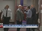 POLL: Voters still split on taxes for stadium