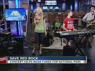 Rock out for Red Rock