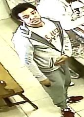 Coin shop robbery suspects on the run