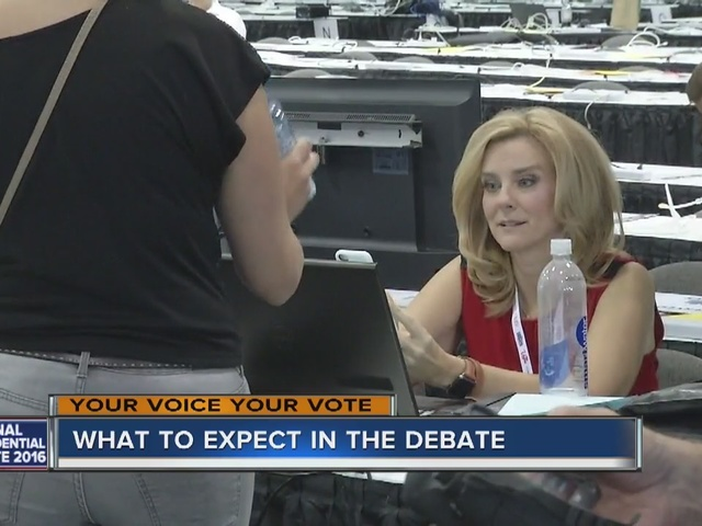 RALSTON: What to expect in the debate