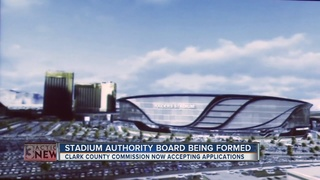 Stadium authority board accepting applications