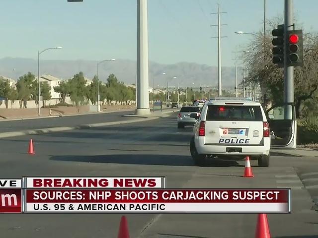 NHP shoots carjacking suspect