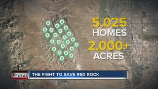 Commission addresses Red Rock development
