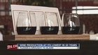 World wine production slips amid rough weather