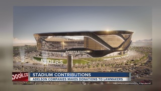 Campaign donations continued before stadium vote