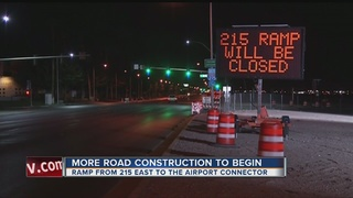 Ramp near airport to be closed this weekend
