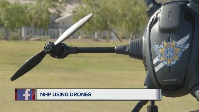 Troopers use drone to speed up investigations