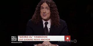 'Weird Al' releases parody of final debate