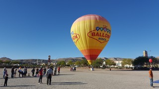 Annual balloon festival continues through Sunday
