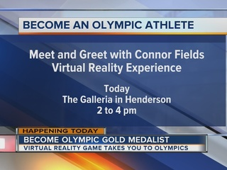 Become an Olympic gold medalist