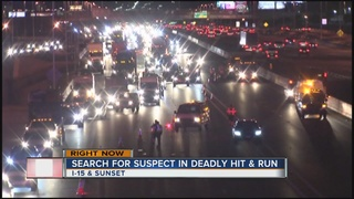Victim identified in deadly hit-and-run on I-15