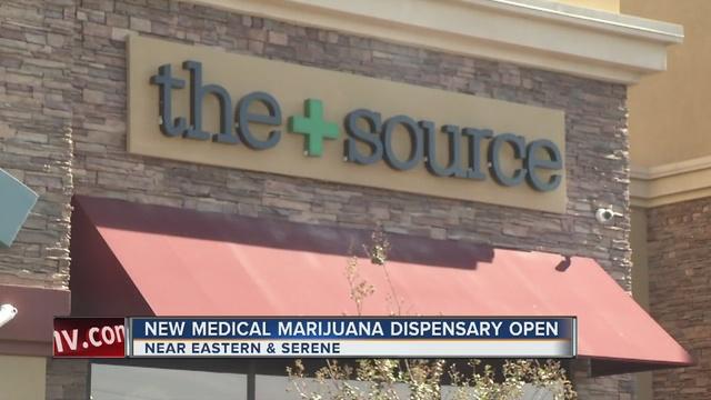 Henderson marijuana dispensary open for business