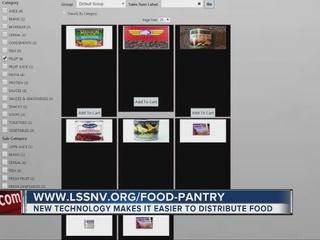 Food Pantry service goes digital