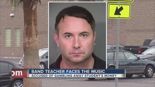 Ex-Arbor View band director faces theft charges