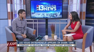A local makes it to 'Shark Tank'